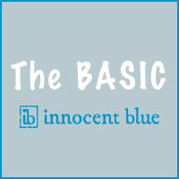 "2016 AUTUMN COLLECTION ""The BASIC -innocent blue AUTUMN BASIC ITEM NEW ARRIVAL-"""