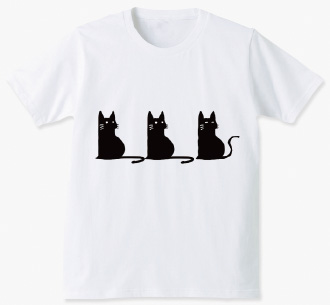3匹のネコ