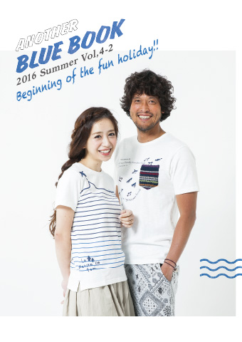 ANOTHER BLUE BOOK vol.04 - 2