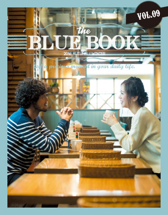 THE BLUE BOOK vol.09