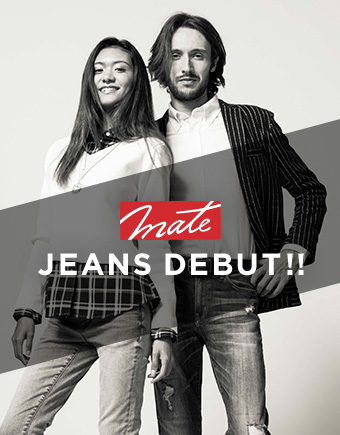MATE JEANS DEBUT!!