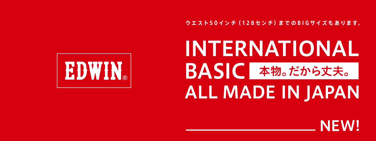 EDWIN INTERNATIONAL BASIC
