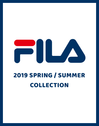 FILA 2019 Spring / Summer Collection
