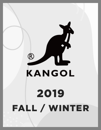 KANGOL 2019FALL/WINTER