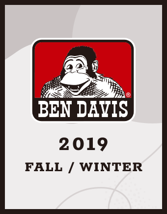BEN DAVIS 2019FALL/WINTER