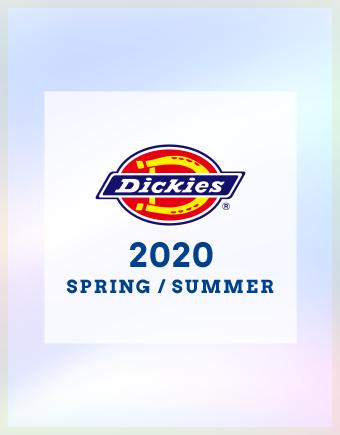 Dickies 2020 S/S