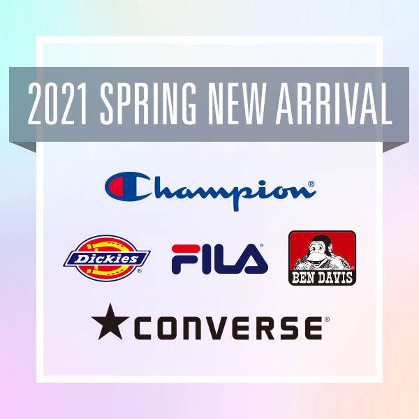 2021 SPRING NEW ARRIVAL